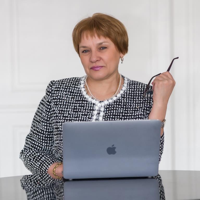 Пронина Лариса Владиславовна
