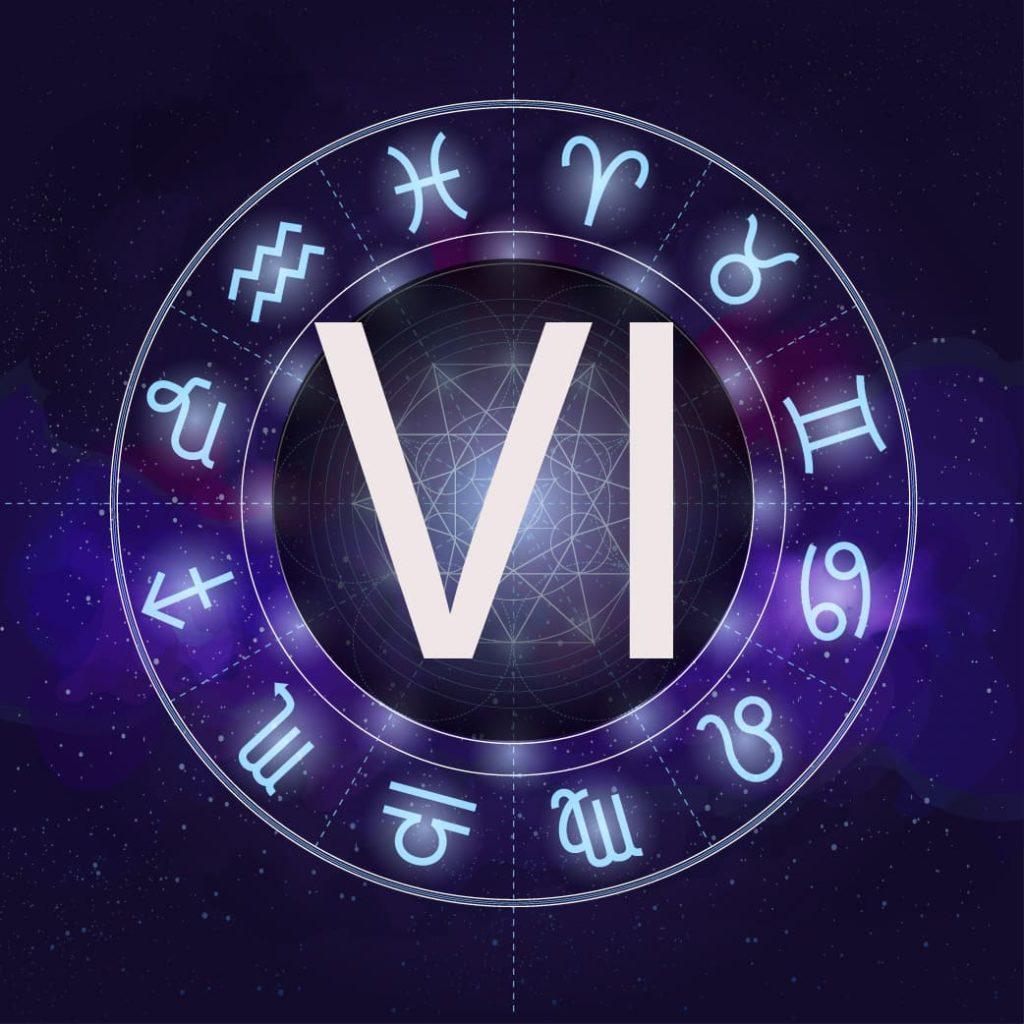 6 дом астрологии
