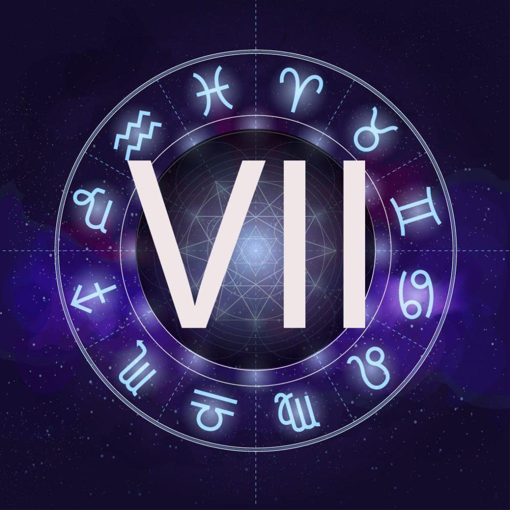 7 дом астрологии