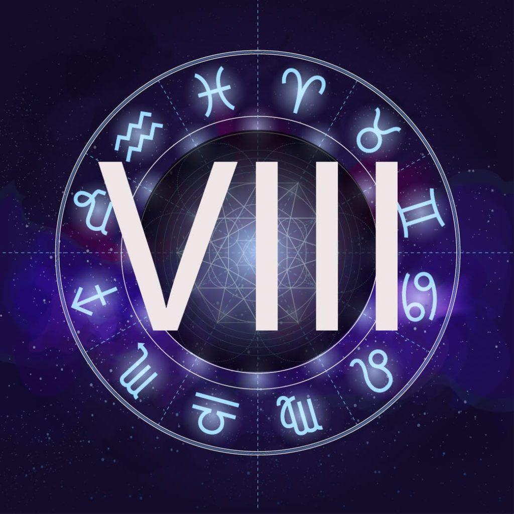 8 дом астрологии